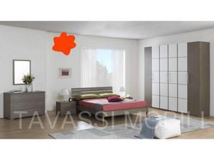 Camera da letto kubo arredamenti tavassi