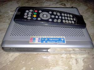 Decoder digitale terrestre ADB  T plus per PAY