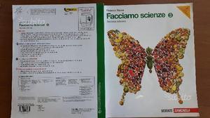 FACCIAMO SCIENZE 3 libro scolastico