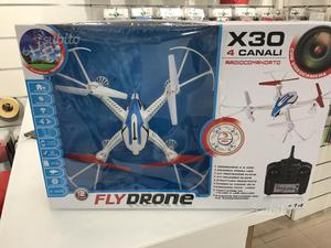Fly Drone X30 4 Canali