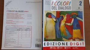 I COLORI DEL DIALOGO 1 testo scolastico medie
