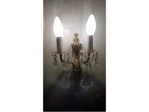 Lampade da muro cristallo barovier posot class