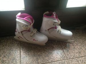 PATTINI DA GHIACCIO: TECNO PRO - SNOW FLAKE (prezzo