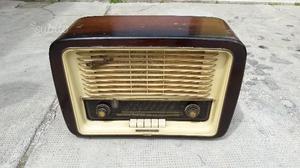 Radio anni 50 telefunken domino