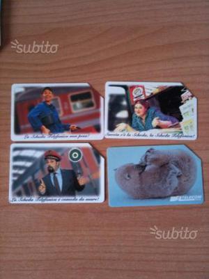 Schede telefoniche italiane Lotto 13