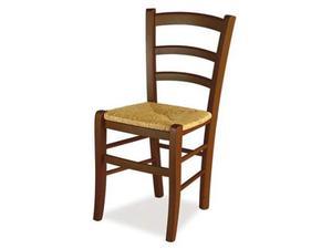 Sedie in legno impagliate per ristoranti pub e bar pizzerie