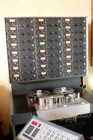Studer A80 VU MK IV REGISTRATORE A 24 CANALI