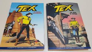 TEX collezione storica a colori dal n°01 al n°256