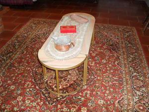 Tavolino da soggiorno in marmo