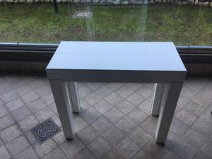 Consolle tavolo apribile allungabile moderno posot class for Tavolo apribile