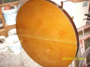 Tavolo da restaurare posot class for Tavolo rotondo estensibile