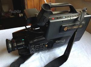 Telecamera HITACHI anni 80 da collezione