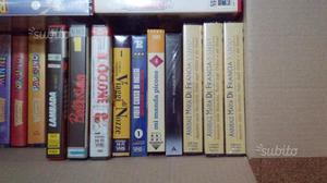 Videocassette vhs originali Walt Disney e non