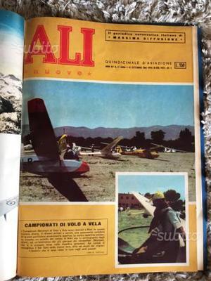 Ali Nuove - riviste quindicinali di aviazione