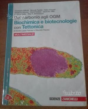 Biochimica e biotecnologie con Tettonica