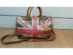 Borsa bandiera americana y pvc inspired tasche not | Posot Class