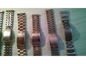 Bracciali e fibbie per orologi vintage