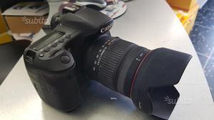 Canon 60d + sigma