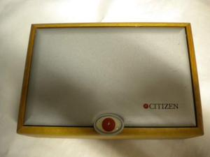Citizen Scatola per orologio in legno
