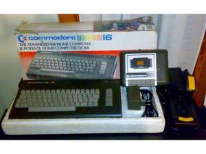 Commodore 16 e Commodore 64