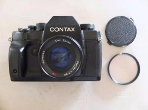 Contax RX + Contax Zeiss AE Planar T 50mm f1.7