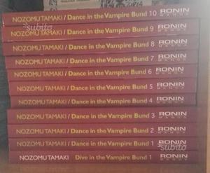 Dance in the vampire bund - Ronin Manga