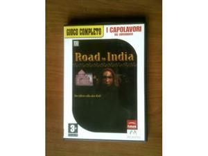 Gioco per PC, CD Rom, Road to India
