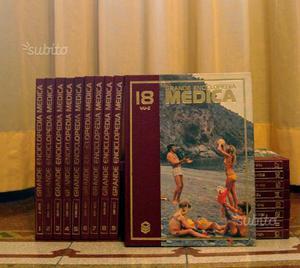 Grande enciclopedia medica - curcio