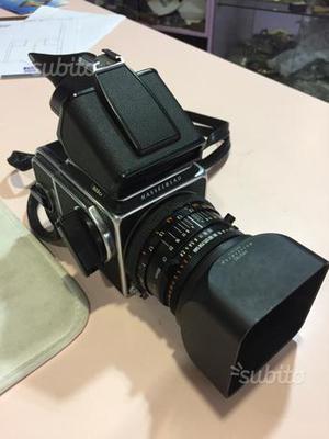 Hasselblad 503cx + Zeiss Planar 80mm