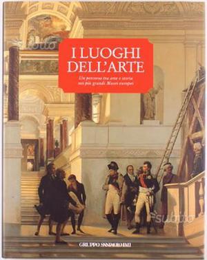 I LUOGHI DELL'ARTE - EUROPA * NUOVO,da collezione