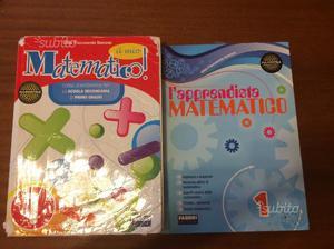Il Mio Matematico Volume 1