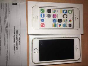 Iphone 5s 16gb oro
