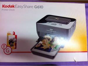 Kodak easyshare g610
