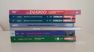 Libri iti corso di meccanica pidatelli poggi posot class for Libri usati scolastici