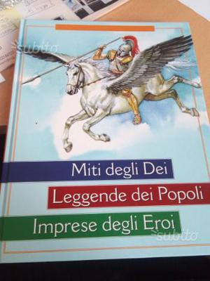 Libro miti e leggende