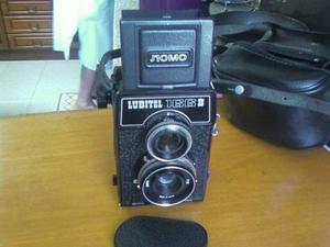 Lotto macchine fotografiche d'epoca