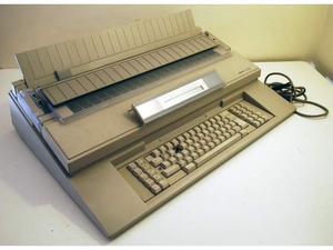 Macchina per scrivere elettronica OLIVETTI ET