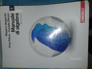 Manuale di algebra 1 e 2-terza edizione
