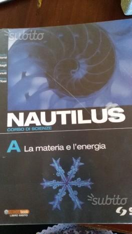 Nautilus corso di scienze vol. A - B - C - D