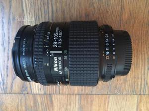 Nikon AF Nikkor mm D