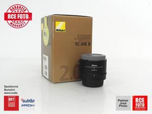 Nikon TC-20 E III - GARANZIA 2 Anni Nital