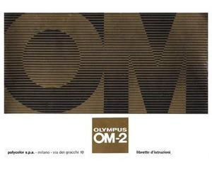 Olympus Libretto Fotocamere Ana Digitali