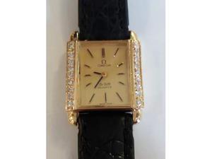 Orologio d'oro donna vintage