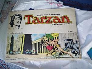 Tarzan la culla degli dei