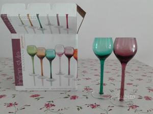 Bicchierini liquore Brandani