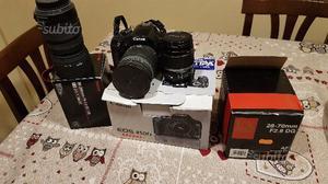 Canon EOS 450 e obbiettivi sigma