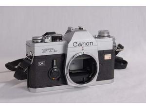 Canon FTB corredo