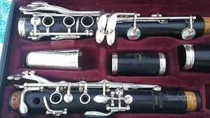Clarinetto yamaha custom ycl se