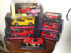 Collezione Ferrari nuove-dentro scatola originale