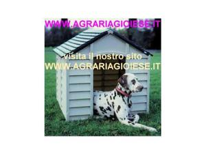 Cuccia per cane smontabile per cani di media taglia